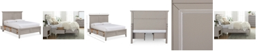 Furniture Sanibel Storage Queen Bed, Created for Macy's